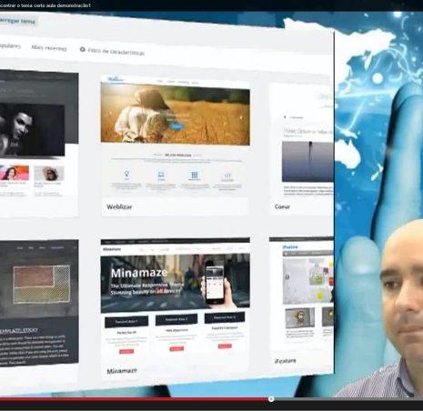 website e loja online (demo 2)